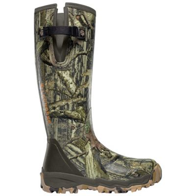 Lacrosse Men's Alphaburly Pro Side Zip 18IN Boot