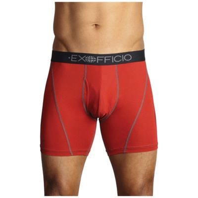 ExOfficio Men's Give-N-Go Sport Mesh 6Inch Boxer Brief