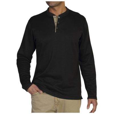 ExOfficio Men's Isoclime Thermal Henley Top