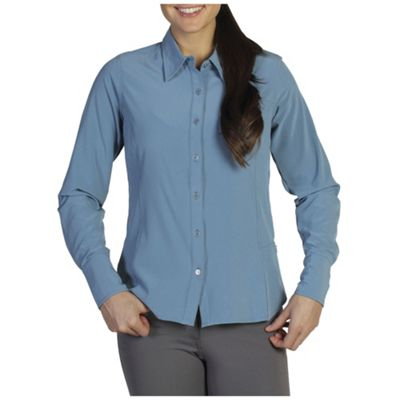 ExOfficio Women's Kizmet Jetsetter Long Sleeve Top