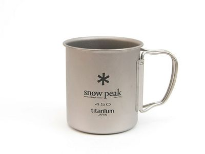 Snow Peak Single Wall 450 Cup