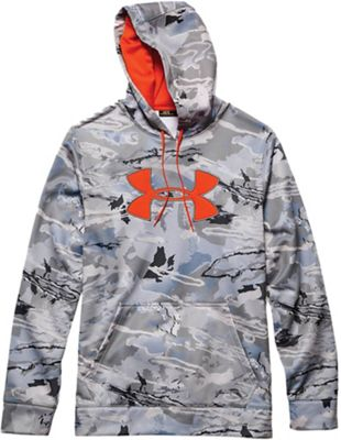 Under Armour Men's UA Camo Big Logo Hoody