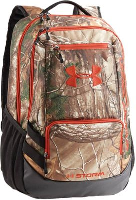 Under Armour UA Camo Hustle Backpack