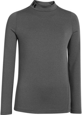 Under Armour Boys' Coldgear Evo Fitted Long Sleeve Mock