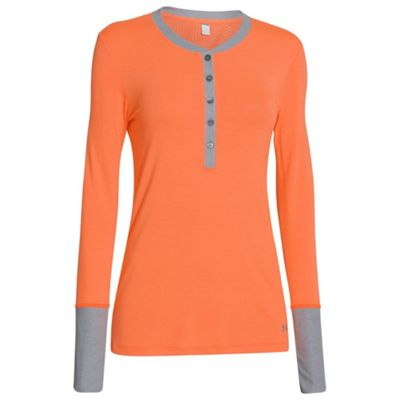 Under Armour Women's Coldgear Infrared Henley