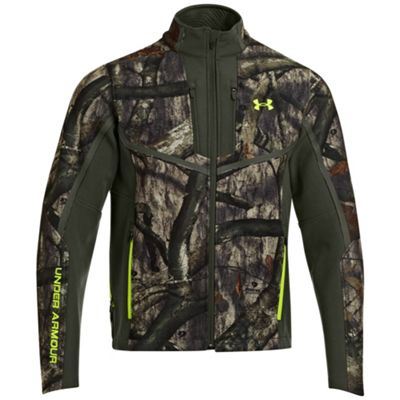 Under Armour Men's Coldgear Infrared Scent Control Speed Freek
