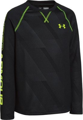 Under Armour Boys' Dynamism Long Sleeve Top