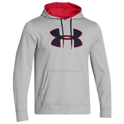 Under Armour Men's Fleece Storm Big Logo Hoody