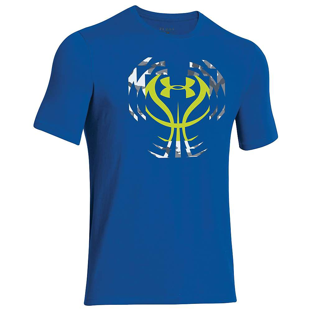 Under Armour Men 39 S Icon Radiate Basketball Graphic Tee