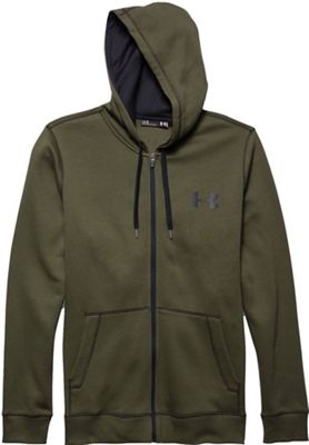 Under Armour Men's UA Rival Cotton Full Zip Hoodie