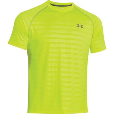 Under Armour Men's Tech Novelty Short Sleeve Tee