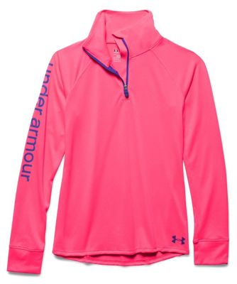 Under Armour Girls' Tech 1/4 Zip