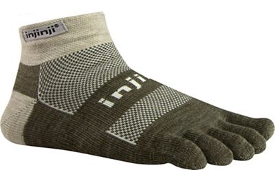 Injinji 2.0 Outdoor Original Weight Micro Sock