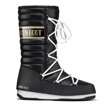 Moonboots Women's Quilted Waterproof Boot