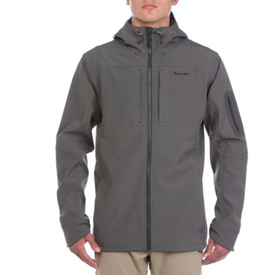 Moosejaw Men's Harper Hooded Softshell Jacket