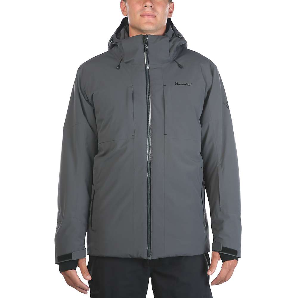 Moosejaw Men's Mt. Elliott Insulated Waterproof Jacket - at ...