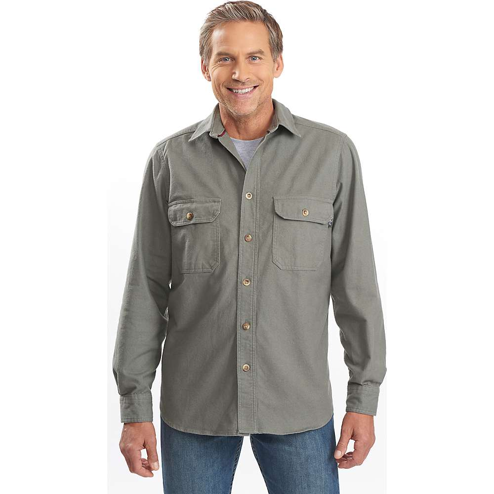 Woolrich Men's Expedition Chamois Shirt - at Moosejaw.com