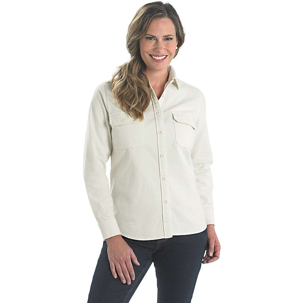 Woolrich Women's Expedition Chamois Shirt - at Moosejaw.com