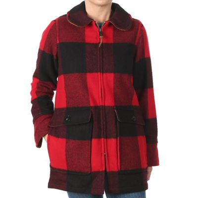 Woolrich Women's Giant Buffalo Wool Coat