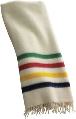 Woolrich Hudson's Bay Capote Throw