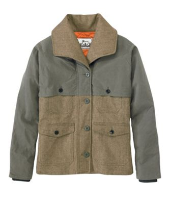 Woolrich Women's The Mix-Up Wool Jacket