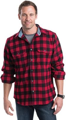 Woolrich Men's Wool Buffalo Shirt