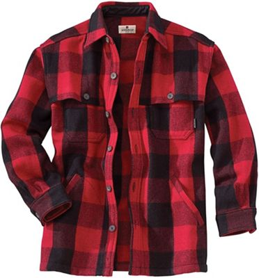 Woolrich Men's Wool Stag Shirt