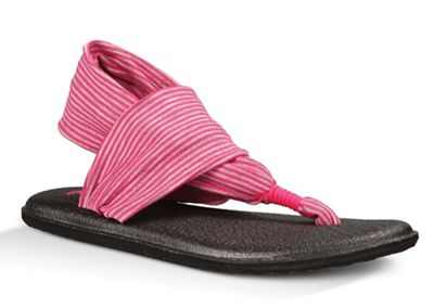 Sanuk Youth Yoga Sling Girls Sandal