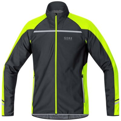Gore Running Wear Men's Mythos 2.0 Windstopper Softshell Zip Off Light Jacket