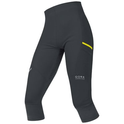 Gore Running Wear Men's X-Run Ultra SO Light 3/4 Tight