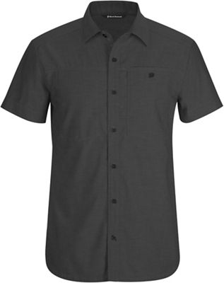 Black Diamond Men's Chambray Modernist S/S Shirt