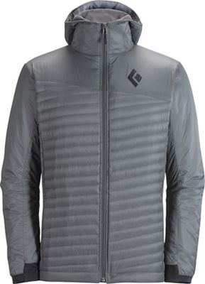 Black Diamond Men's Hot Forge Hybrid Hoody