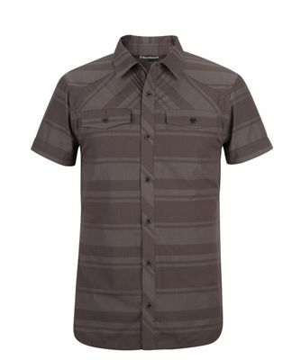 Black Diamond Men's Technician S/S Shirt