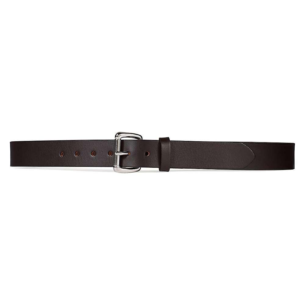 filson 1 25in bridle leather belt at moosejaw