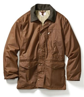 Filson Men's Alaska Fit Cover Cloth Mile Marker Coat