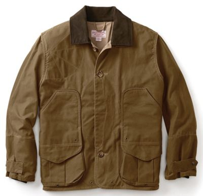 Filson Men's Shelter Cloth Waterfowl Upland Coat