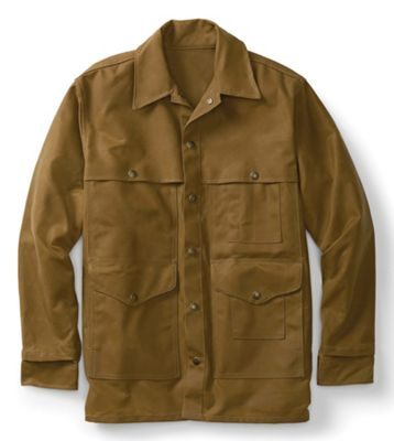 Filson Men's Alaska Fit Tin Cloth Cruiser Jacket