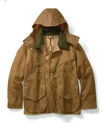 Filson Men's Tin Cloth Field Coat