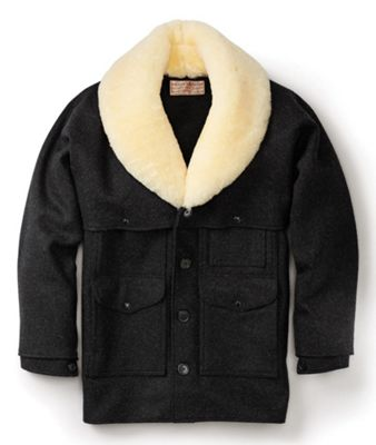 Filson Men's Alaska Fit Wool Packer Coat