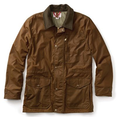 Filson Men's Cover Cloth Mile Marker Coat