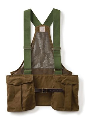Filson Men's Mesh Game Bag Vest