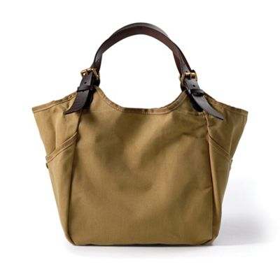 Filson Twill Carry-All Tote