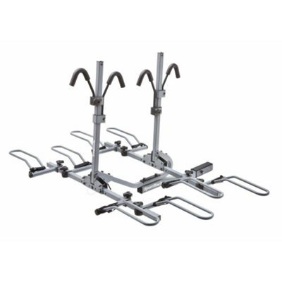 SportRack 4 Bike Tilting Platform Hitch Rack