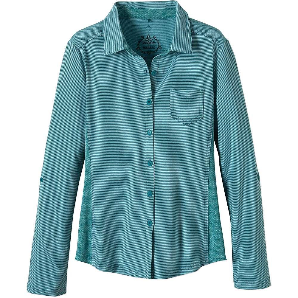 Prana women 39 s kinley shirt moosejaw for Prana women s shirts