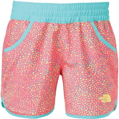 The North Face Girls' Dogpatch Print Watrer Short