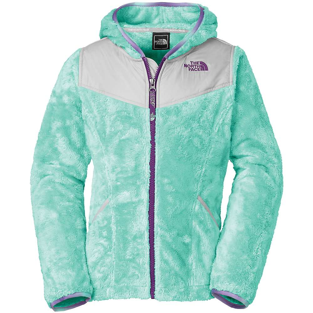 The North Face Girls' Oso Hoodie - at Moosejaw.com