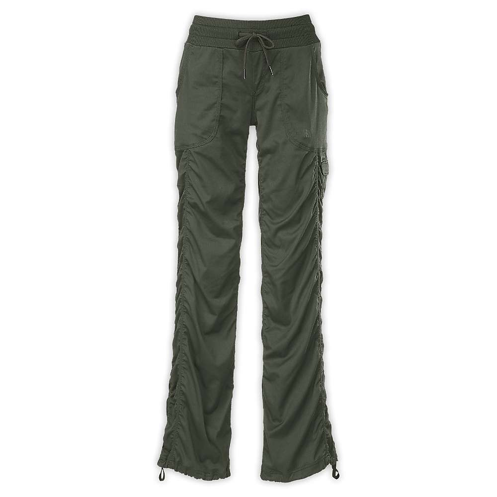 the north face women 39 s aphrodite woven pull on pant at. Black Bedroom Furniture Sets. Home Design Ideas