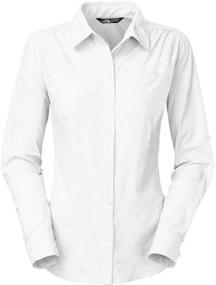 The North Face Women's Cool Horizon Woven LS Shirt