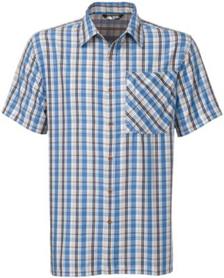 The North Face Men's Paramount Plaid SS Shirt