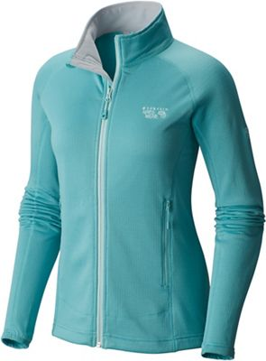 Mountain Hardwear Women's Desna Grid Jacket